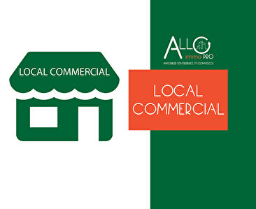 Local commercial zone commerciale TARNOS emplacement no1