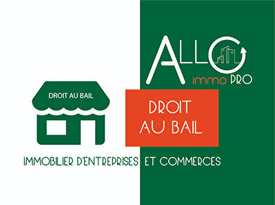 Cession de bail Anglet MAIGNON local commercial 714 m2