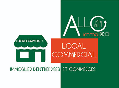 Loue local commercial  171 m² Anglet sur rond point passant